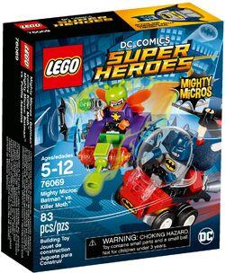 76069 Mighty Micros- Batman vs