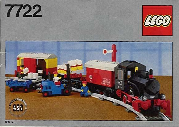 7722 Steam Cargo Train Set | Brickipedia | FANDOM powered by Wikia