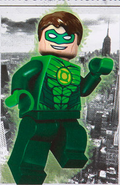 Green Lantern CGI