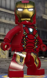 LEGO Civil War Iron Man