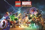 LEGO Marvel Super Heroes Héros contre vilains