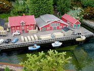 Lego Timber Yard