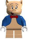 Legoindy'sporkypig