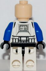 New 501st Clone Trooper 2013 back