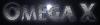 Omega X logo