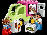10586 La camionnette de glaces