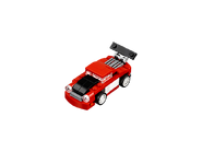 31055 Le bolide rouge