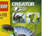 4418 Dino Pod