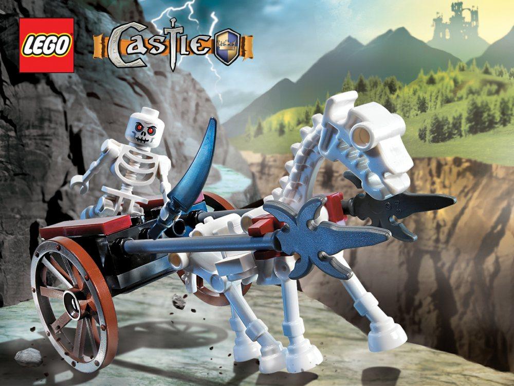 5372 Skeleton Chariot   Brickipedia   FANDOM powered by Wikia