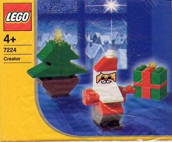 7224 Christmas Promotional Set
