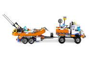 7726 Le camion des garde-côtes et son hors-bord 2