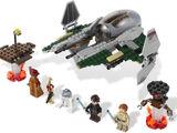 Anakins Jedi Interceptor 9494