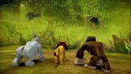 Animaux légendaires-Le royaume oublié