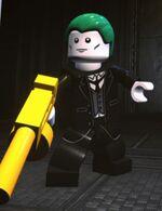 Custom Joker Tux