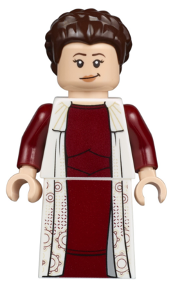 LEGO Bespin Leia 2018