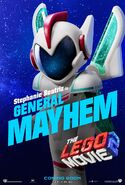 Lego movie two the second part sweet mayhem poster