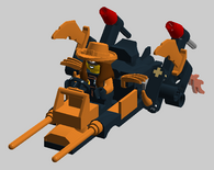Lyrix's Space Bike