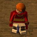 Ron (Quidditch)-HP 57