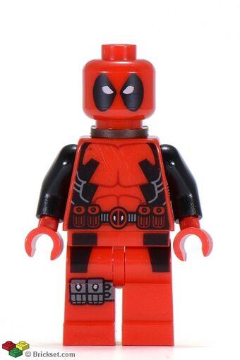 Deadpool Wade Wilson Mini Figures Set Fit Lego From UK