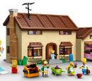 The Simpsons Haus 71006