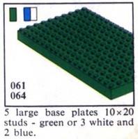 061-5 large base plates