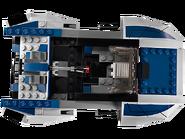 75022 Speeder Mandalorian 5