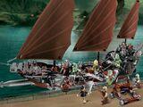 79008 L'embuscade du bateau pirate