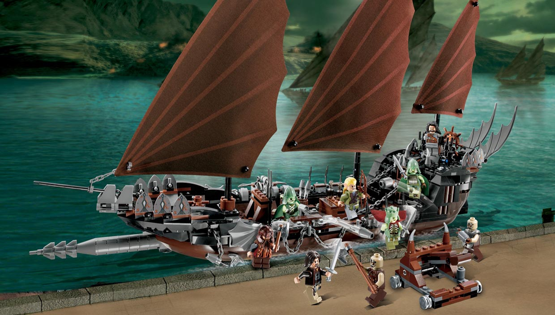 79008 l 39 embuscade du bateau pirate wiki lego fandom - Image bateau pirate ...