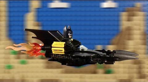 Batman Saves Bricksburg - THE LEGO MOVIE 2 - The LEGO Movie ReTelling