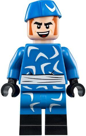 Captain Boomerang TLBM