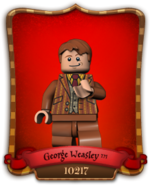 Carte George Weasley-10217