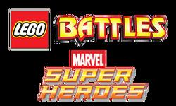 LEGO Battles Marvel Logo