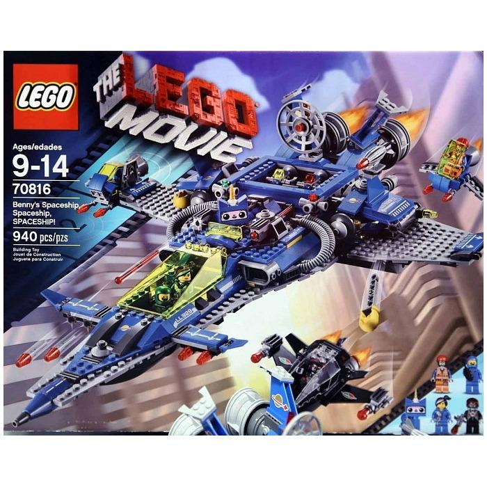 70816 Bennys Spaceship Spaceship Spaceship Brickipedia