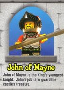 Lego Mania Richard bio