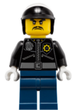 Officer Toque