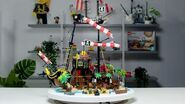 Pirates of Barracuda Bay LEGO Ideas Designer Video 21322