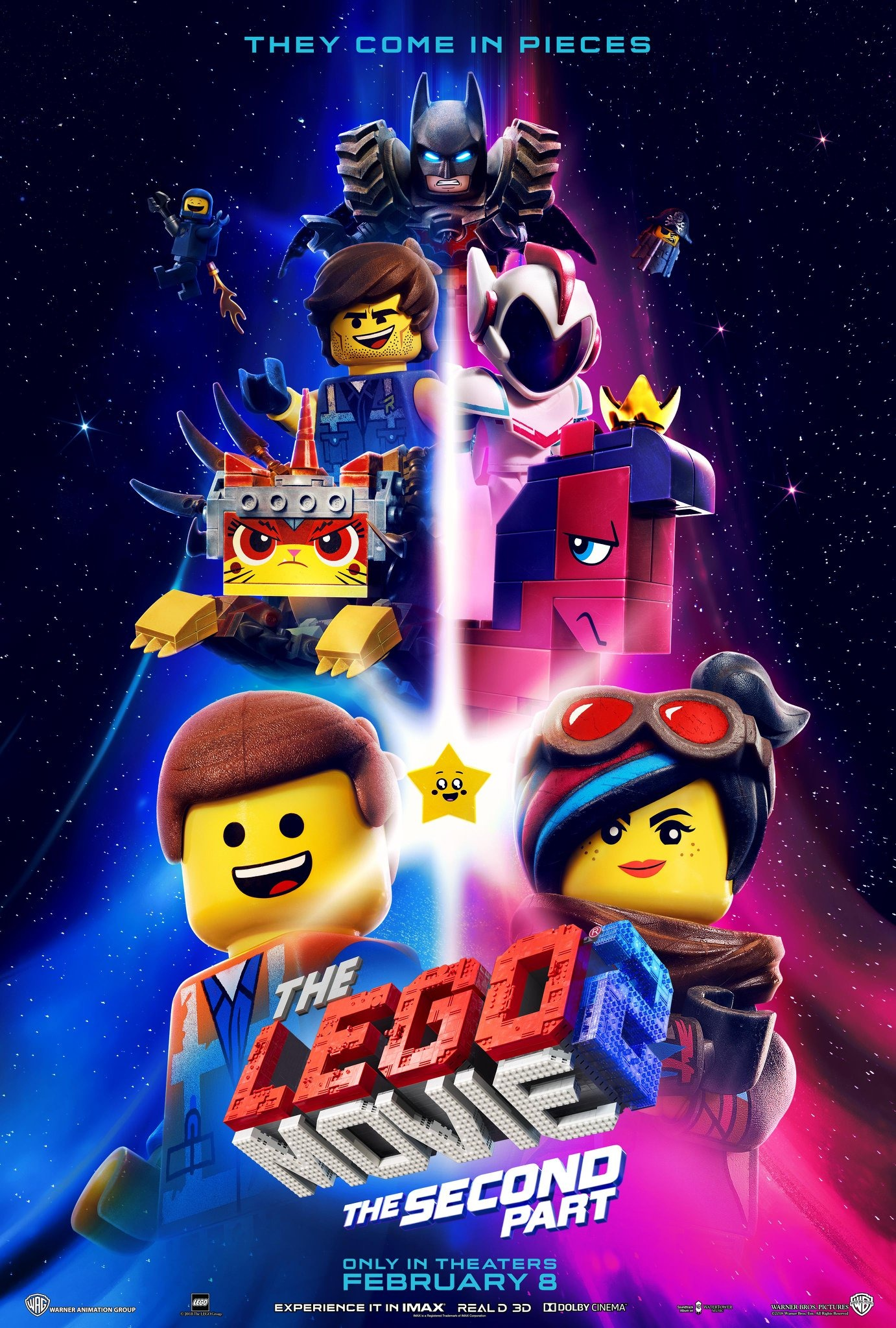 The Second Booke Of The Kings Commonly Called The Fourth: The LEGO Movie 2: The Second Part