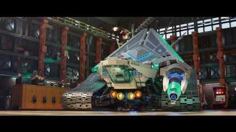The Lego Ninjago Movie Clip - Quirks