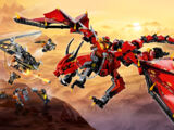 70653 Le dragon Firstbourne