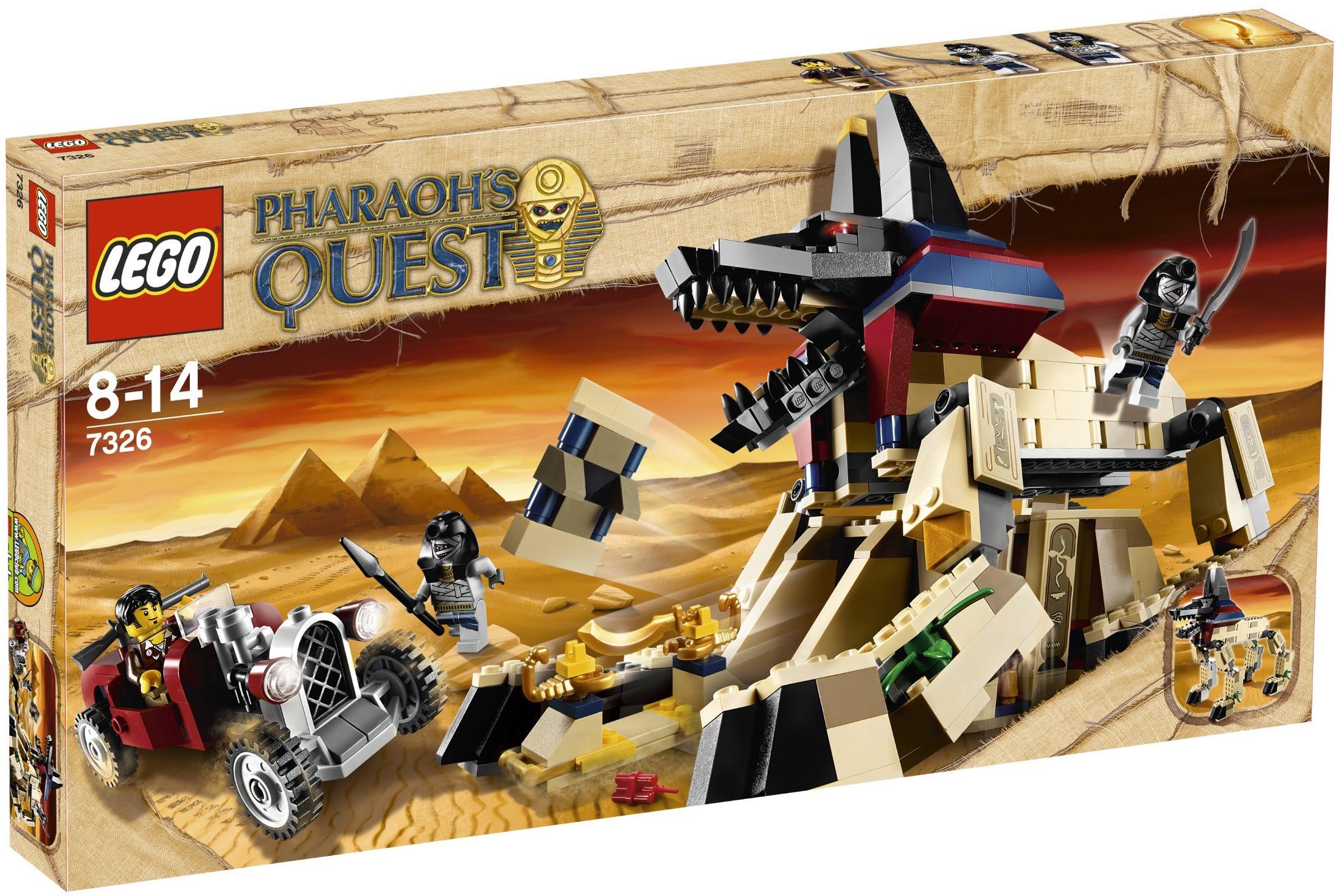 LEGO 853168 Pharaoh/'s Quest Mummy Warrior Minifigure w// Shield