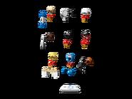 8909 Minifigures Série Équipe olympique britannique 3