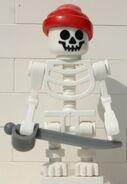 9349 Skelett Crewmitglied