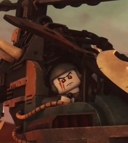 Otto Pilot hunt the Ninja and Heavy Metal