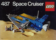 487 Space Cruiser