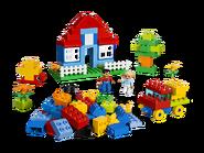 5507 Boîte de briques de luxe