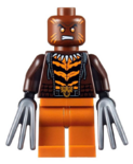 LEGO Bronze Tiger