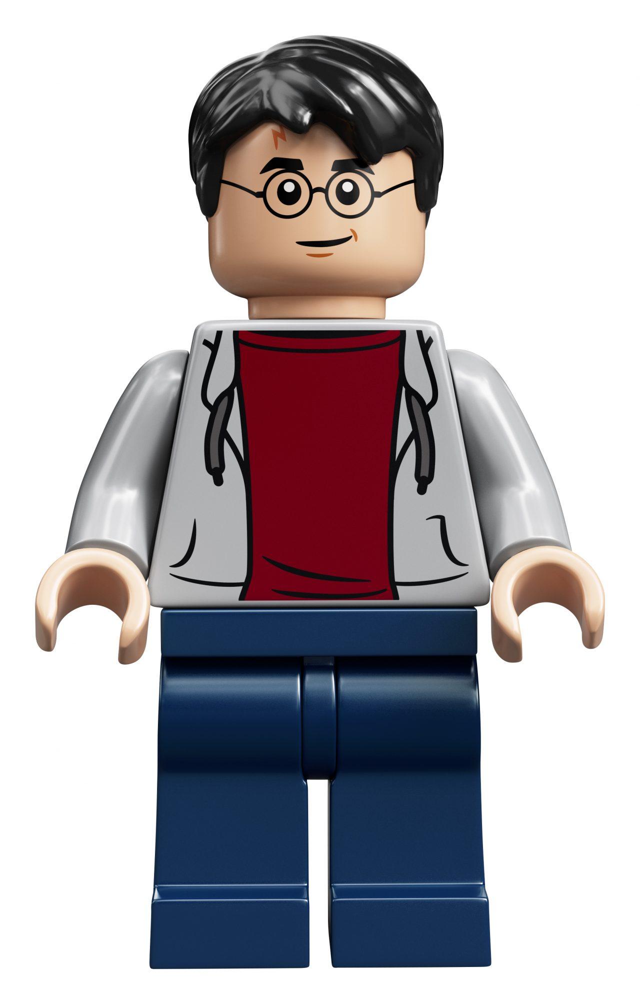 Harry Potter Minifigure Brickipedia Fandom