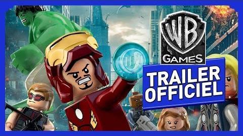 LEGO Marvel's Avengers - Bande Annonce Trailer Officiel