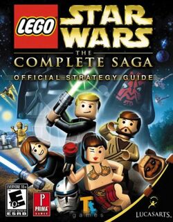 LEGO Star Wars The Complete Saga Prima Guide