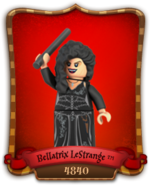 LeStrange, Bellatrix